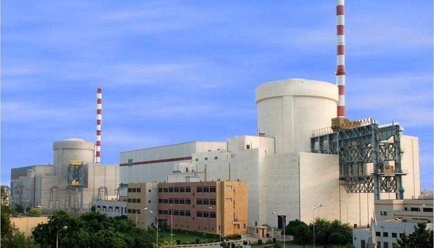 АЕС України другу добу виробляють понад 240 млн кВт-год електроенергії