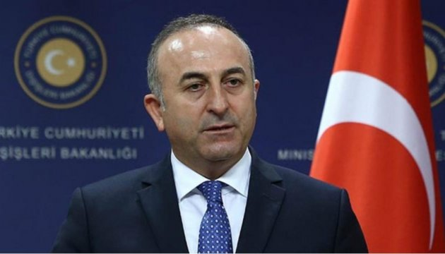 Conflict in Donbas has to be resolved by diplomatic means – Foreign Minister of Turkey