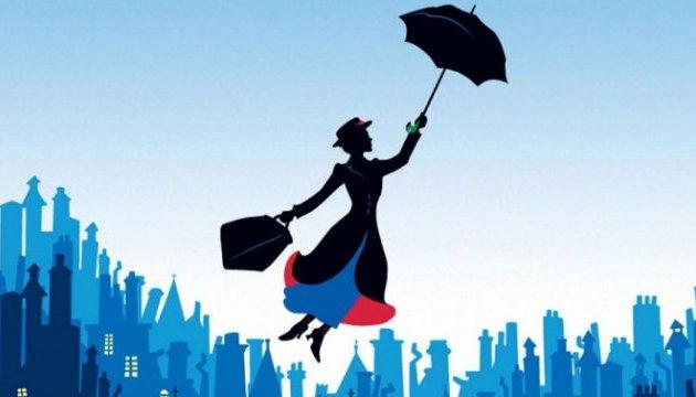 В Лондоне начали снимать диснеевский фильм о Мэри Поппинс