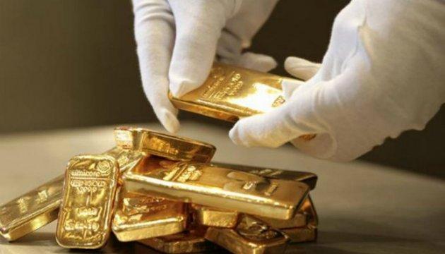 Національний банк України накопичив 25 тонн золота врезервах
