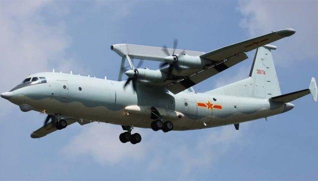 Военные самолеты США и Китая едва не столкнулись вблизи Филиппин