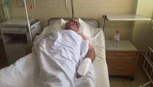 В Одесской области жестоко избили оппоблоковца - главу райсовета