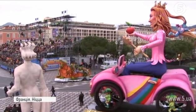 Традиційний карнавал стартував у Венеції