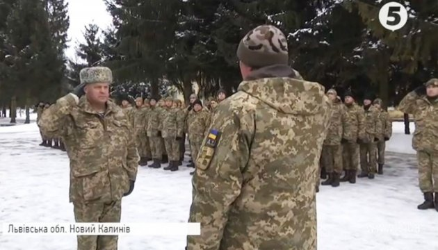 Seventh rotation of Ukrainian peacekeepers goes to Congo. Video