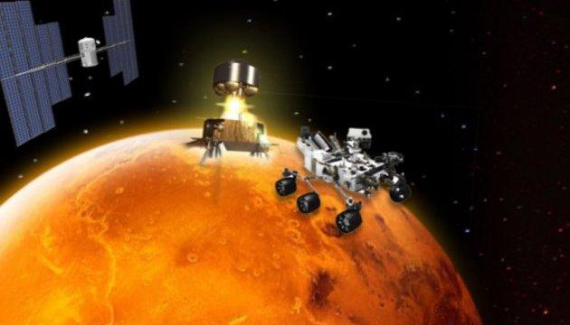 У NASA готуються перекинути на Марс спеціальну техніку