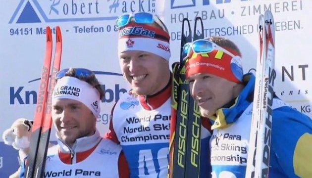 Паралимпийцы Украины возглавляют командный зачет ЧМ по лыжным гонкам и биатлону