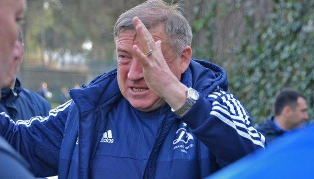 Украинский тренер Грозный покинул тбилисское