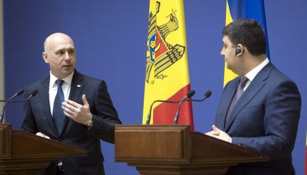 Ukraine und Moldawien unterzeichnen Acht-Punkte-Abkommen