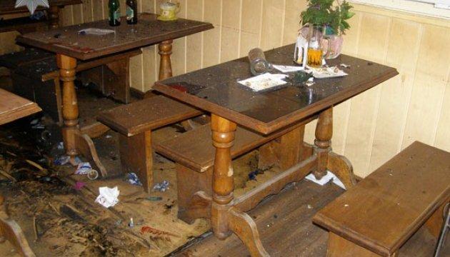 На Рівненщині військовий випадково підірвав гранату в кафе, є поранені