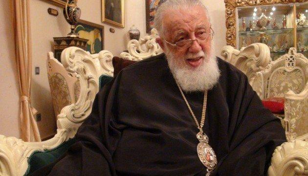 Патриарха Грузии хотели отравить - СМИ