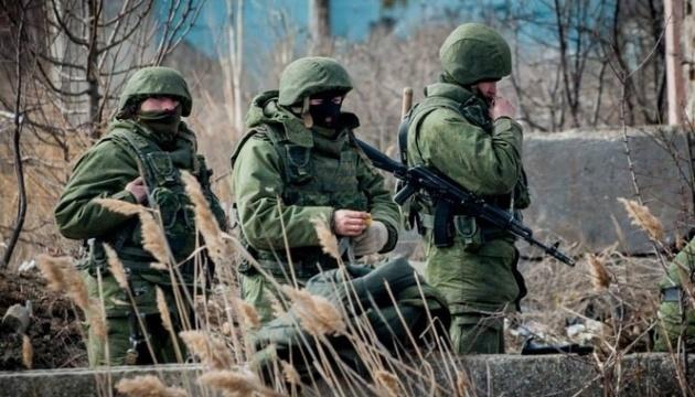 Мілітаризація Криму. Інфографіка