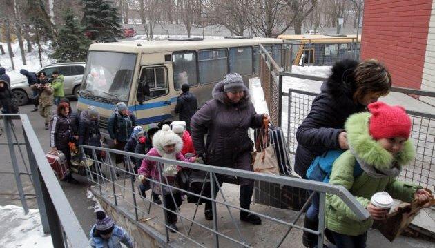 В больницы Днепра доставили детей из Авдеевки, Светлодарска и Бахмута