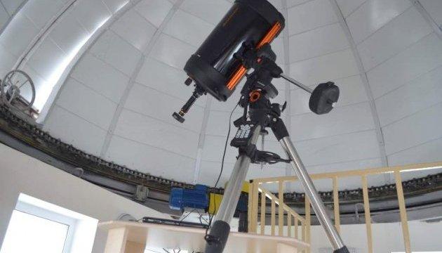 В Житомире открыли учебную обсерваторию