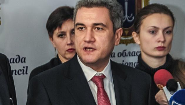 Голова одеської облради