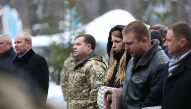 В Киеве провели в последний путь генерала Воробьева