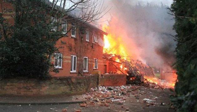 В Оксфорді - вибух газу в житловому будинку: є поранені та зниклі безвісти