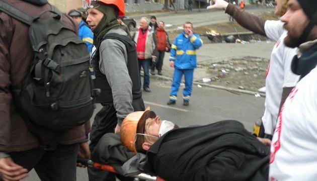 Уряд виділив 1,5 мільйона на одноразову допомогу 22 постраждалим на Майдані