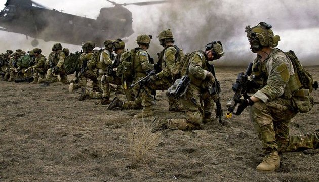 Сербия позвала американских десантников - на учения