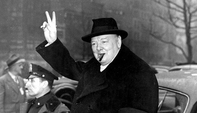 У США знайшли есе Черчилля про інопланетян