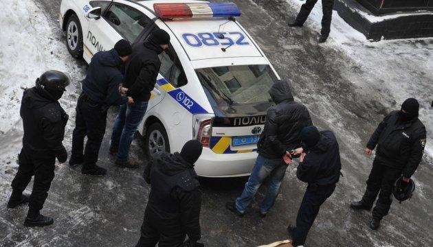 Полиция задержала троих нападавших на Вятровича