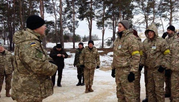 На Харківщині розпочалися командно-штабні навчання з тероборони