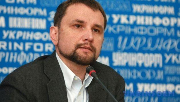 В'ятрович: Український дім - оптимальне місце для музею Революції Гідності