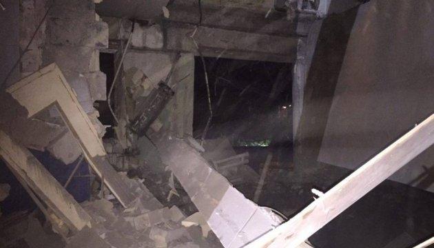 Жебривский рассказал о разрушениях и пострадавших в Авдеевке