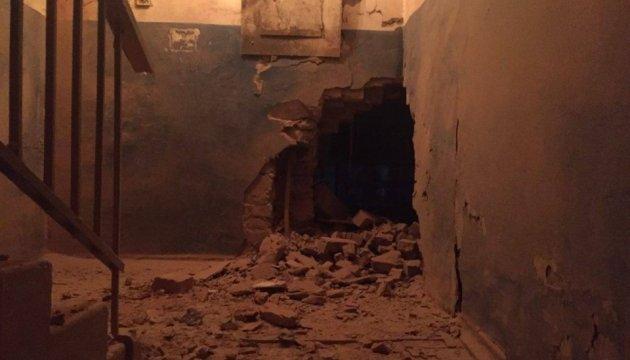 Боевики обстреляли центр Авдеевки, погиб мирный житель