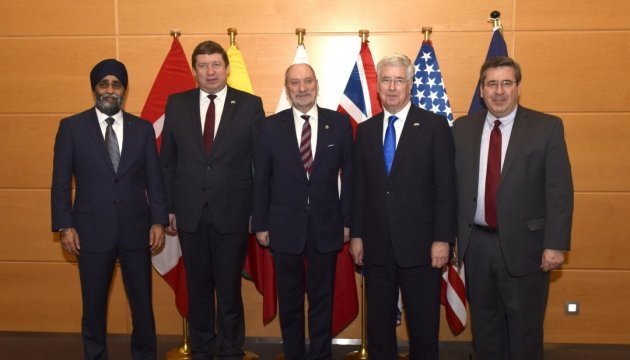 NATO defense ministers discuss assistance to Ukraine