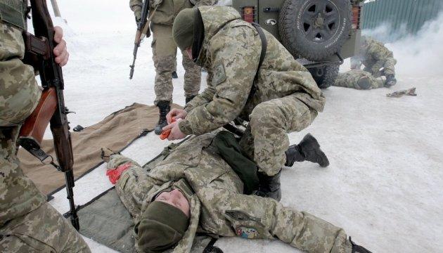 Tres soldados resultan heridos en la ATO
