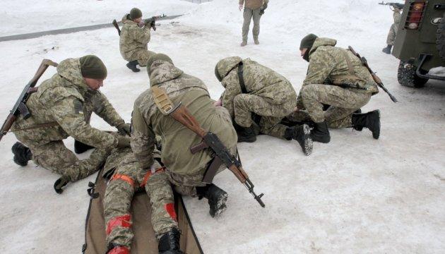 Сутки в АТО: пятеро военных получили ранения