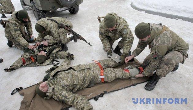 Сутки в АТО: четверо наших военных ранены