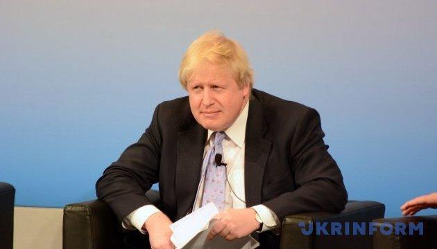 Британия на 100% поддерживает Украину - министр иностранных дел