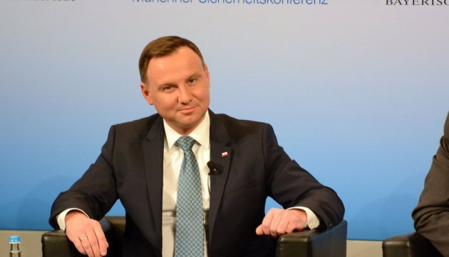 President Duda in Ukraine to talk about Russian aggression and restoration of destroyed infrastructure – Waszczykowski