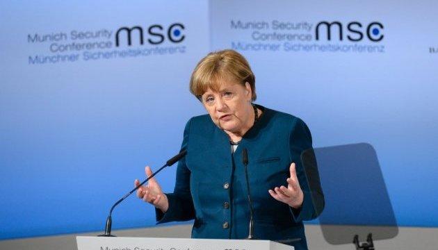 Меркель: Нужна Европа разных скоростей, иначе застрянем