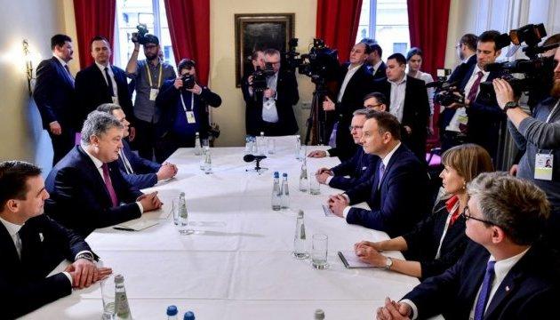 Украина ценит принципиальную позицию Польши по