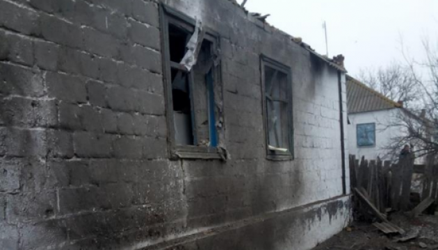 Жебривский рассказал о подробностях вражеского обстрела Трудовского