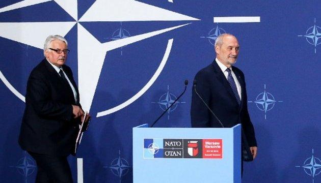 Лише НАТО може зупинити російську агресію - Мацеревич