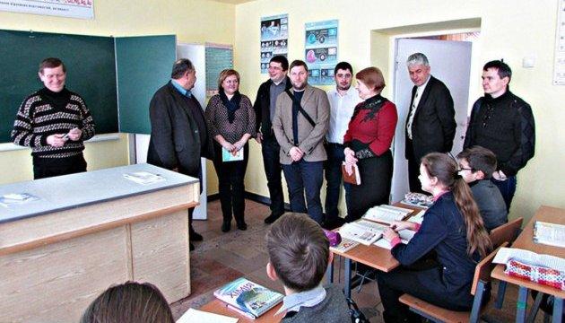 """Школы Сумщины присоединились к всеукраинскому проекту """"Умники"""""""