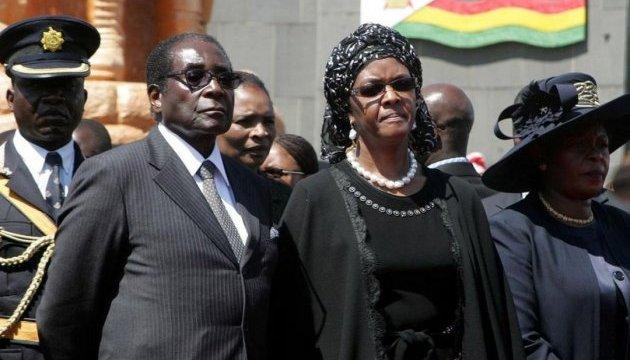 Мы выставим труп мужа на выборах, и он победит - Грейс Мугабе