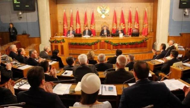 В парламенте Черногории - потасовки из-за религиозного закона, лидера оппозиции задержали
