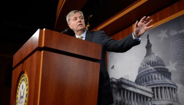 Грэм: Первым пунктом в списке вопросов в Сенате США будут санкции против РФ