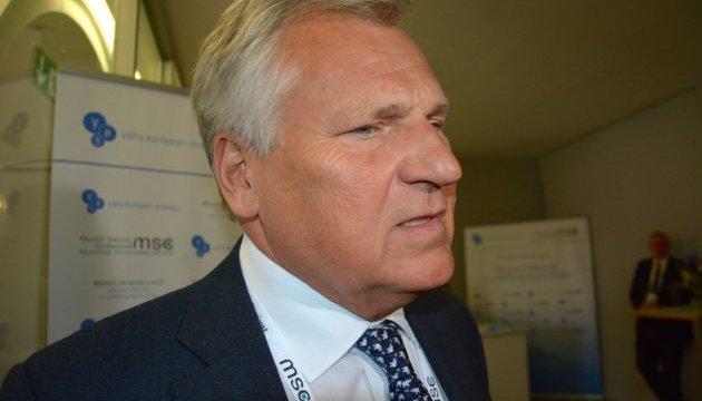 """Квасьневский сказал, чем чреват """"замороженный конфликт"""" для Украины"""