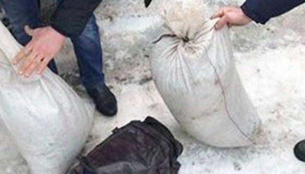 У підозрюваного в крадіжці знайшли наркотиків на півмільйона