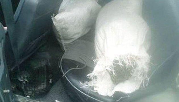 На болгарско-греческой границе конфисковали полтонны марихуаны