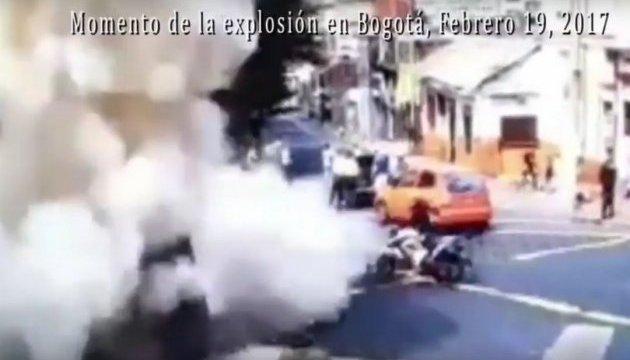 Вибух у Колумбії: десятки поранених