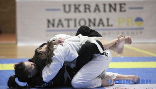 Відкритий чемпіонат України з джиу-джитсу відбувся у Харкові