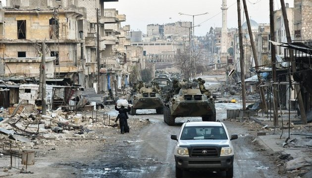 З п'яти районів Сирії евакуювали 3700 осіб