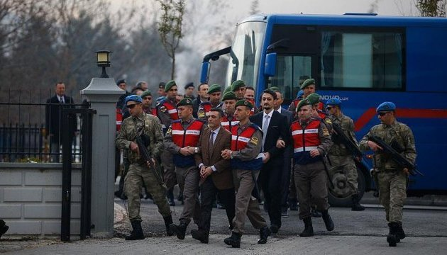 У Туреччині розпочався суд у справі про замах на Ердогана