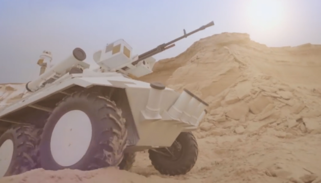 Ukrainian 'Fantom' among most interesting military vehicles of 2017 IDEX